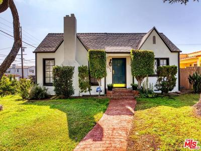 Single Family Home For Sale: 1273 Hauser Boulevard