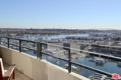 Marina Del Rey Condo/Townhouse Sold: 4314 Marina City #818