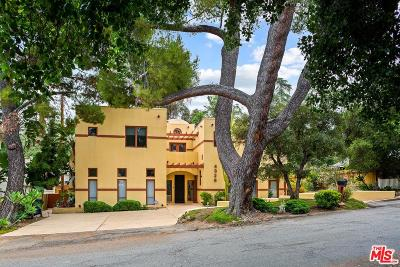 Woodland Hills Single Family Home For Sale: 4328 Tosca Road