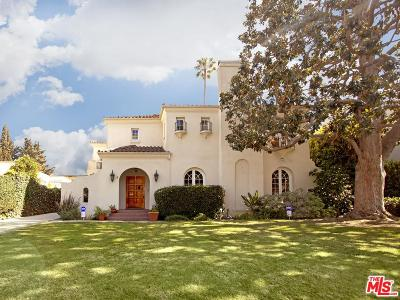 Los Angeles Single Family Home For Sale: 112 South Plymouth