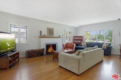 Los Angeles Single Family Home Active Under Contract: 3875 Marcasel Avenue