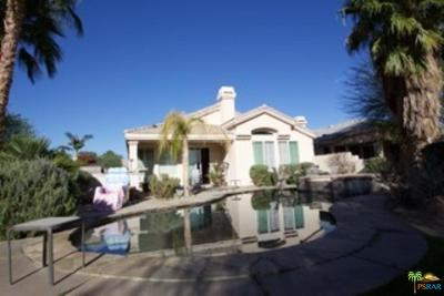 Cathedral City Single Family Home Active Under Contract: 67673 South Natoma Drive