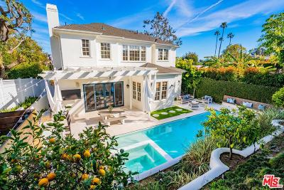 Pacific Palisades Single Family Home For Sale: 581 North Marquette Street