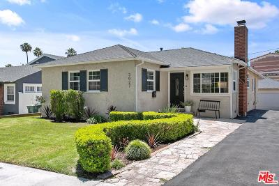 Burbank CA Single Family Home Active Under Contract: $939,000