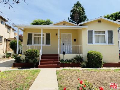 Single Family Home For Sale: 2702 Glendale