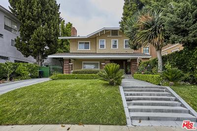 Los Angeles County Single Family Home For Sale: 691 South Norton Avenue