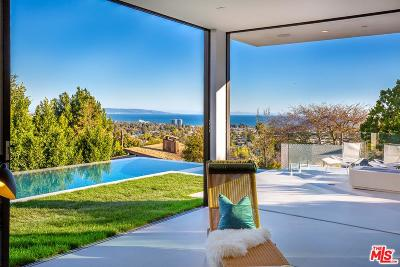 Pacific Palisades Single Family Home For Sale: 1330 Monument Street