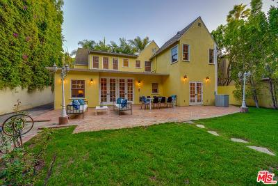 Single Family Home For Sale: 6125 Warner Drive
