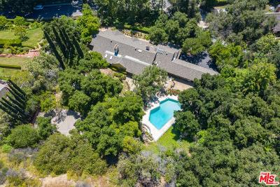 Encino Single Family Home For Sale: 16041 East Woodvale Road