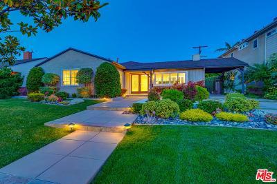 Single Family Home Active Under Contract: 7814 El Manor Avenue