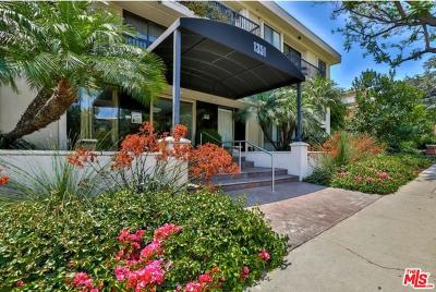 West Hollywood Condo/Townhouse Active Under Contract: 1351 North Crescent Heights #106