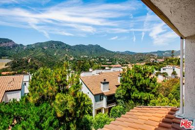 Pacific Palisades Condo/Townhouse For Sale: 1758 Palisades Drive