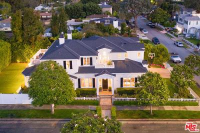 Pacific Palisades Single Family Home For Sale: 772 Hartzell Street