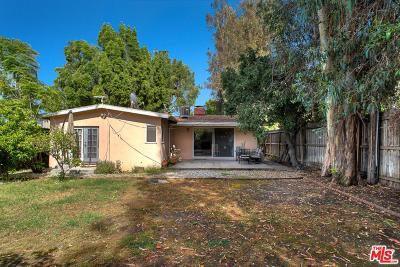 Encino Single Family Home For Sale: 4735 Libbit Avenue