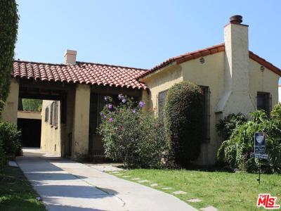 Beverly Hills Single Family Home For Sale: 447 South La Peer