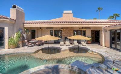 Palm Desert Single Family Home For Sale: 72775 Beavertail Street