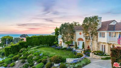 Malibu Single Family Home For Sale: 3605 Forest Gate Circle