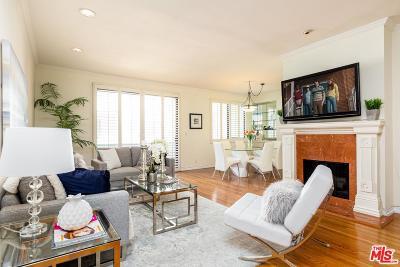 Los Angeles County Condo/Townhouse For Sale: 8568 Burton Way #201