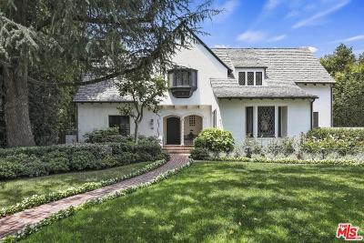 Hancock Park-Wilshire (C18) Single Family Home Active Under Contract: 141 South Las Palmas Avenue