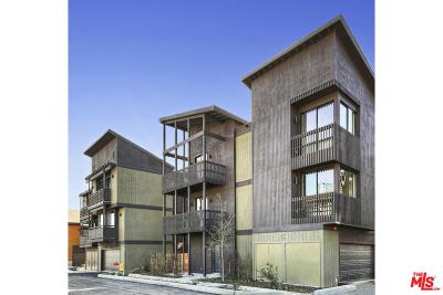 La Crescenta Condo/Townhouse For Sale: 4201 Pennsylvania Avenue #D2