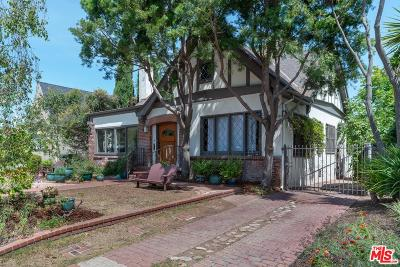 Los Angeles County Single Family Home For Sale: 122 North Arden