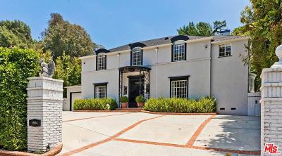 Beverly Hills Single Family Home For Sale: 1984 Coldwater Canyon Drive