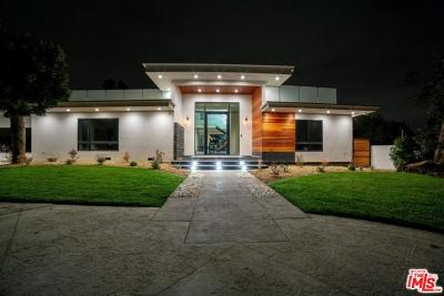 Encino Single Family Home For Sale: 17201 Albers Street
