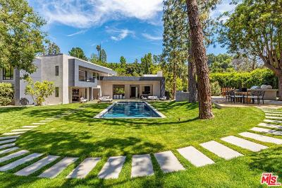 Los Angeles CA Single Family Home For Sale: $5,795,000