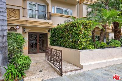 West Hollywood Condo/Townhouse Active Under Contract: 118 South Clark Drive #305