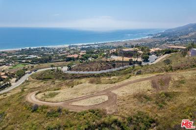 Malibu Residential Lots & Land For Sale: 2 Sea View Drive