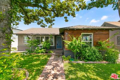 Valley Village Single Family Home For Sale: 4550 Simpson Avenue