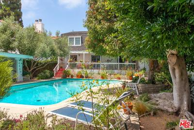 Pacific Palisades Single Family Home For Sale: 1038 Chautauqua