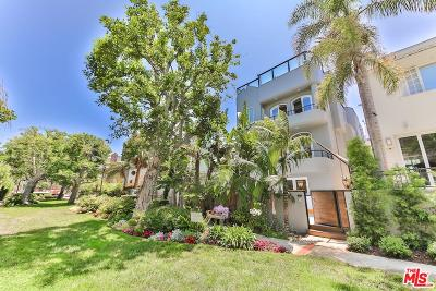 Marina Del Rey Single Family Home For Sale: 124 Reef Mall