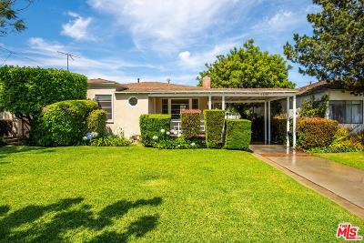 Los Angeles County Single Family Home For Sale: 1620 South Centinela Avenue