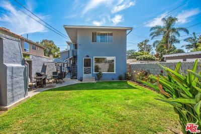 Venice Single Family Home For Sale: 2210 Penmar Avenue
