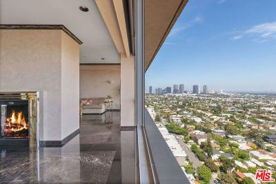 Condo/Townhouse For Sale: 10750 Wilshire #1704