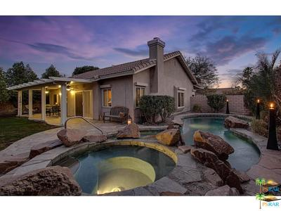 Palm Springs Single Family Home For Sale: 1594 Lorena Way