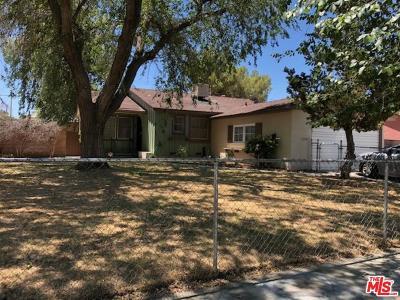 Lancaster Single Family Home For Sale: 816 West Avenue J8