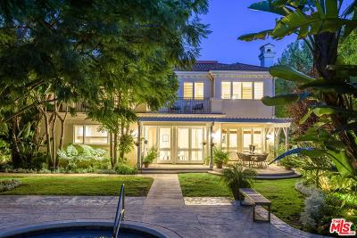 Pacific Palisades Single Family Home For Sale: 1411 San Remo Drive