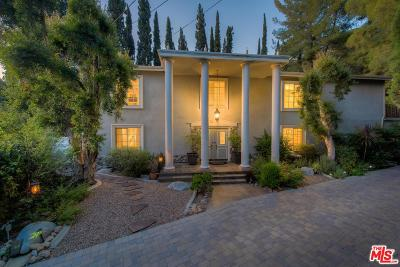 Encino Single Family Home For Sale: 16651 Calneva Drive