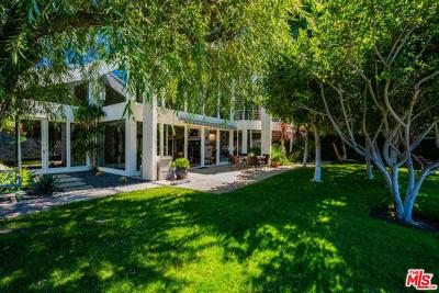Pacific Palisades Single Family Home For Sale: 16826 Monte Hermoso Drive