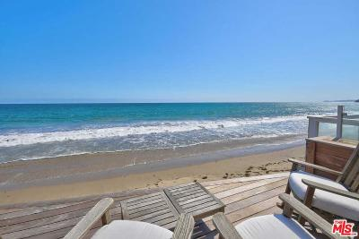 Malibu CA Single Family Home For Sale: $13,995,000