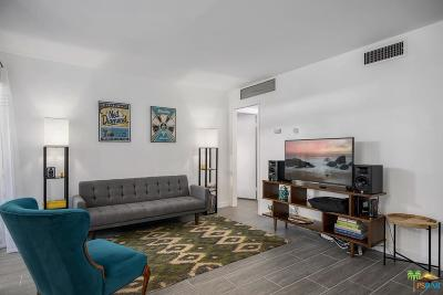 Palm Springs CA Condo/Townhouse For Sale: $160,000