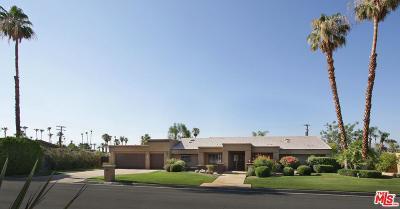 Palm Desert Single Family Home For Sale: 73460 Juniper Street