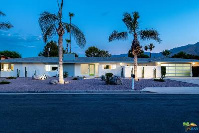 Palm Springs CA Single Family Home For Sale: $1,610,000
