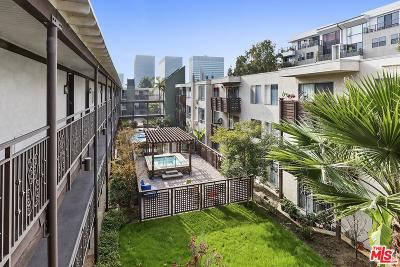 Los Angeles Condo/Townhouse For Sale: 525 South Ardmore Avenue #255