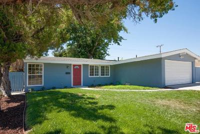 Canyon Country Single Family Home For Sale: 19046 Vicci Street