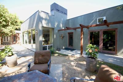 Sherman Oaks Single Family Home For Sale: 4517 Matilija Avenue