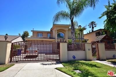 Single Family Home For Sale: 12642 Emelita Street
