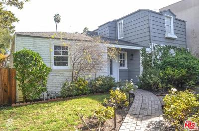 West Hollywood Rental For Rent: 560 North Croft Avenue